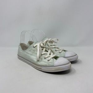 Converse CTAS Low Mint Sneakers Womens Size 9